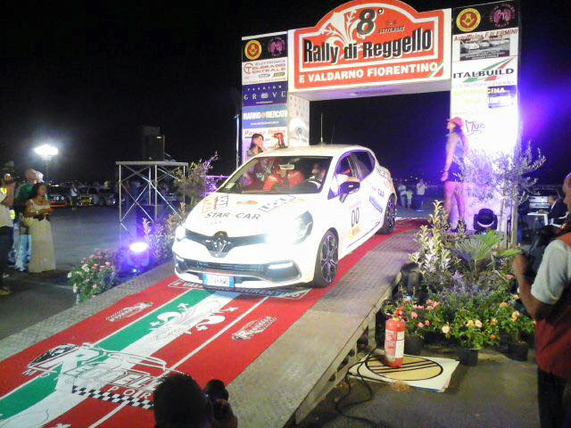 RALLY DI REGGELLO